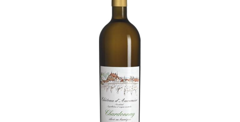 Chardonnay 2017 (Oak Aged) - Chateau d'Auvernier Chardonnay Oaked Aged 2017