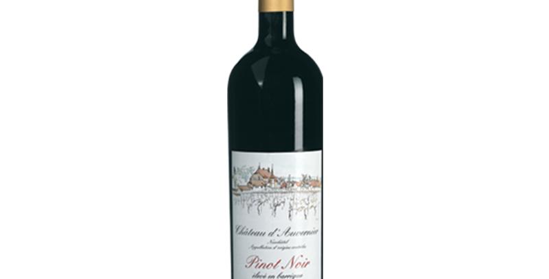 Pinot Noir 2017 (Oak Aged) - Chateau d'Auvernier Pinot Noir Oaked Aged 2017