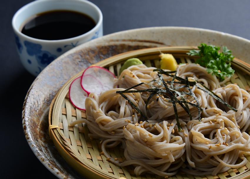 Vegetarian soba noddles, Herbivore Vegetarian noodles