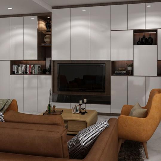 Residential: Lengkong Tiga