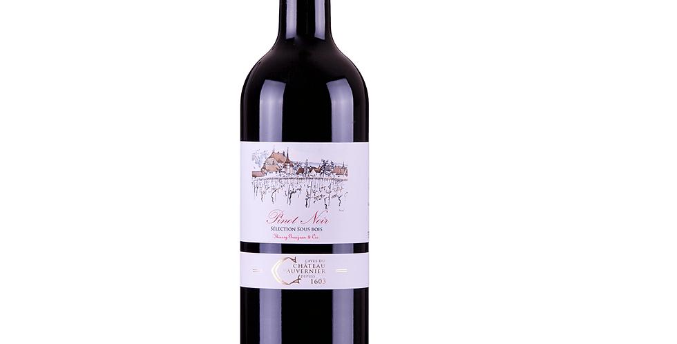 Chateau d'Auvernier Barrique Selection  Pinot Noir Premier Oaked Aged 2019