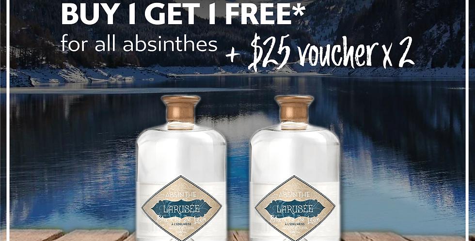 Buy 1 get 1 free - Pack D