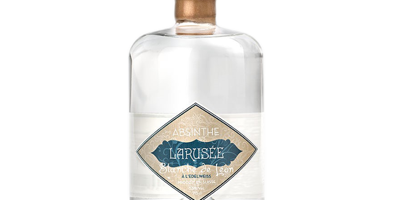 Absinthe Blanche de Léon – Larusée Premium Absinthe Blanche de Léon