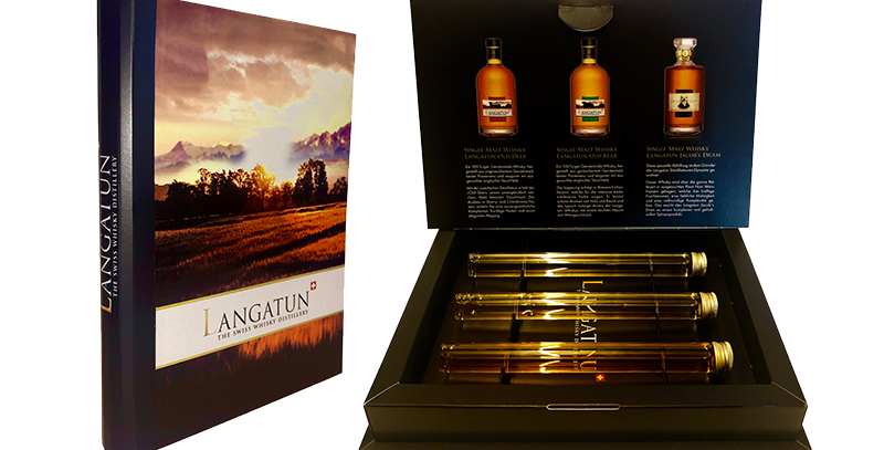Single Malt Taster's Gift Set