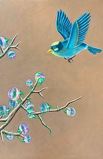 Triptych Enhanced 3 © NIKKI NASH