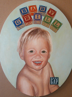 BABY GRILL