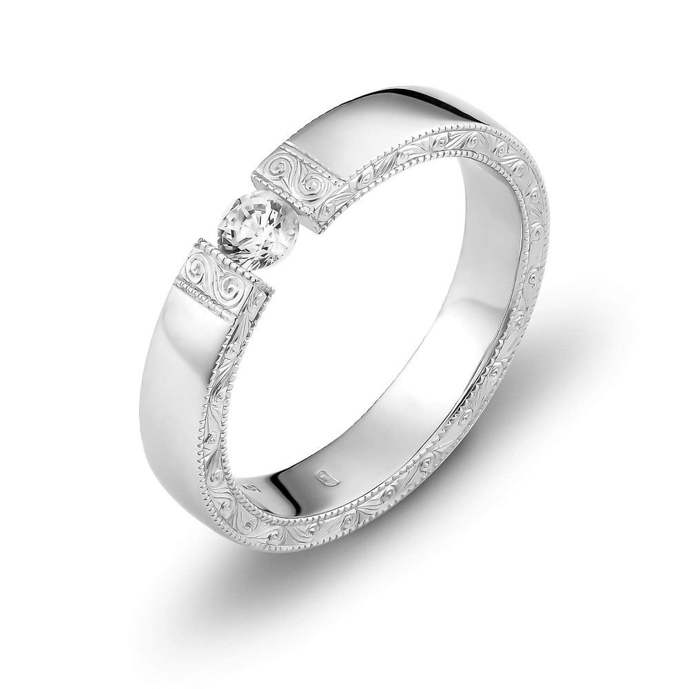 Professional jewelry photography