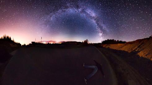 Milky Way - Transilvania