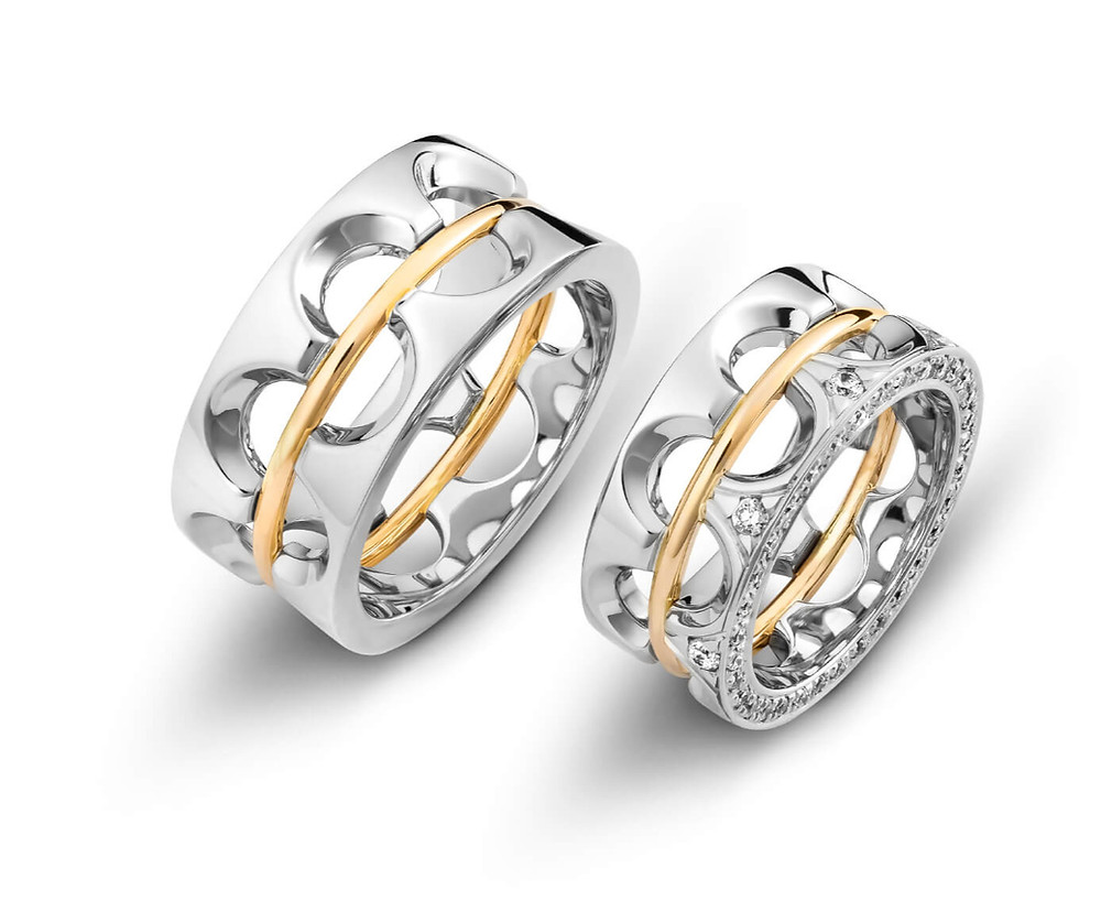 Diamond jewelry photography with care and attention. High quality jewelry photography.