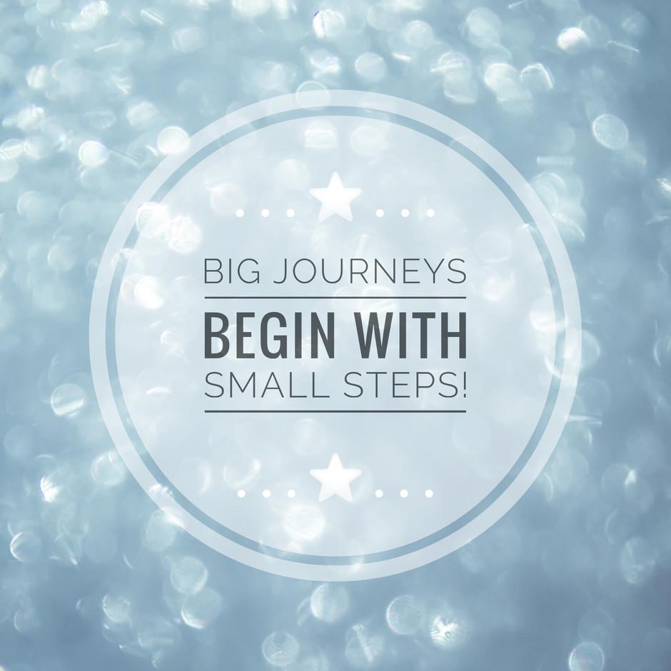 Ready, Steady, Go...!