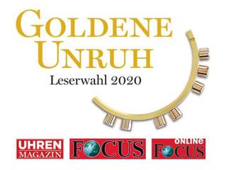 GOLDENE UNRUH 2020