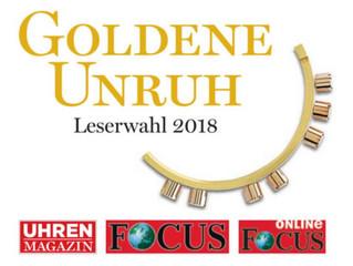 Goldene Unruh 2018