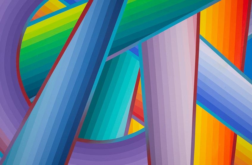 Blue Sky Five Detail