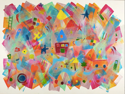 Putting Pieces Together, 2014.