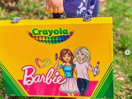 Best Toys of 2019: Barbie & Crayola Collection