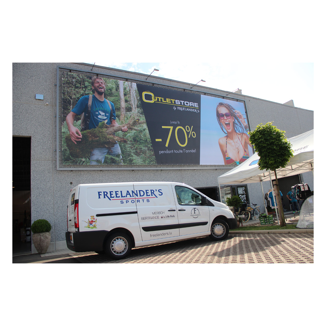 Outletstore by Freelander's