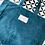 Thumbnail: Grand sac en velours vert