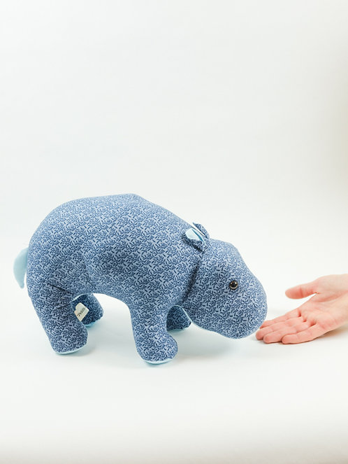 Kiki l'hippopotame
