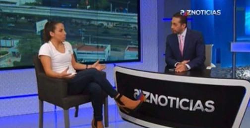 Entrevista Azteca Noticias