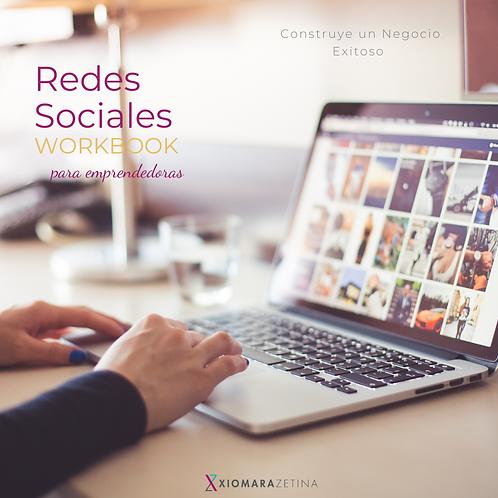 Redes Sociales para emprendedoras