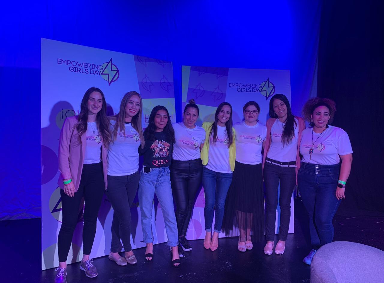 Empowering Girls Day Ciudad de Mexico
