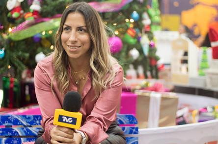 Entrevista para TVC