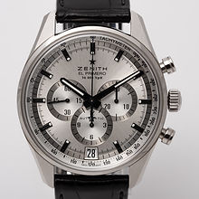 Zenith pre-owned watches