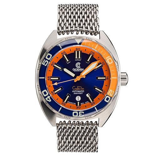 Ocean Crawler Core Diver V3 diving watch