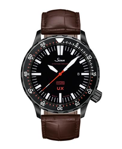 Sinn - UX S (EZM 2B) - Brown Leather Strap options  403.060
