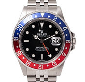 Rolex GMT-Master 40mm Blue and Red Pepsi
