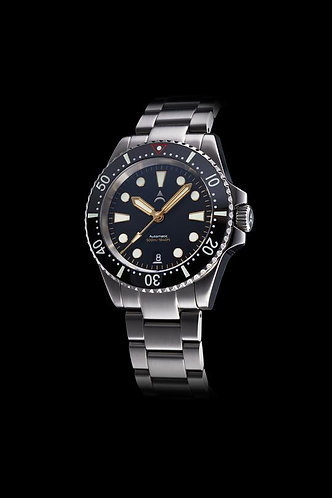 Axios Ironclad first light automatic gents divers watch