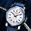 muhle glashutte 29er hands date white dial dress watch