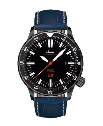 Sinn - UX S (EZM 2B) - Misc Leather Strap options  403.060