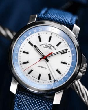 Mühle Glashütte classic divers watch