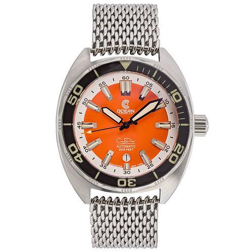 Ocean Crawler Core Diver V3 divers watches