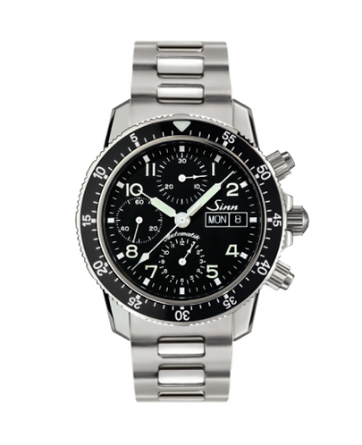 Sinn 103  Bracelet Chronograph Watch