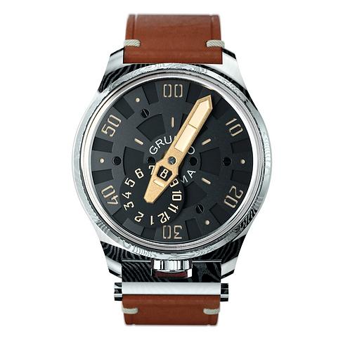 Gruppo Gamma Nexus ND-02 divers watch