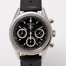 Tag Heuer pre-owned watches