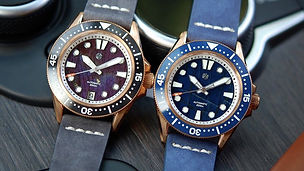 Signum unique dial watches
