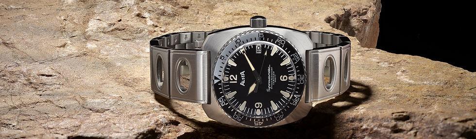 Alsta Divers Watch