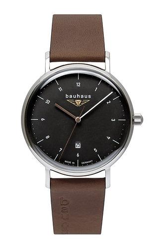 Bauhaus 21422 41mm Black Dial Quartz Watch