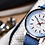 muhle glashutte 29er hands date white dial watch
