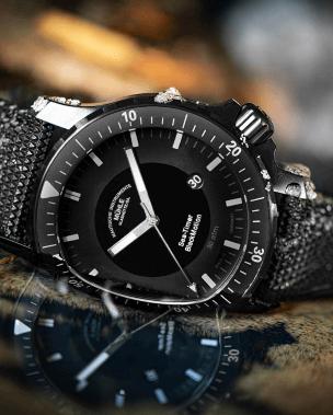 Mühle Glashütte divers watch