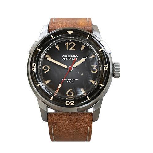 Gruppo Gamma Divemaster DG-01 divers watch