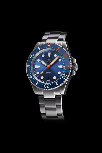 Axios ironclad horizon automatic gents divers watch