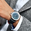 Muhle Galshutte day date 29er grey dial watch
