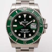 Rolex pre-owned watches