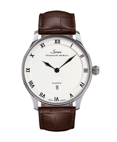 Sinn - 1746 Classic - Brown Leather Strap Options - 1746.011