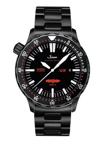 Sinn - UX S GSG 9 (EZM 2B) - Bracelet option  403.062