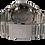 Pantor seahorse black water resistant divers watch